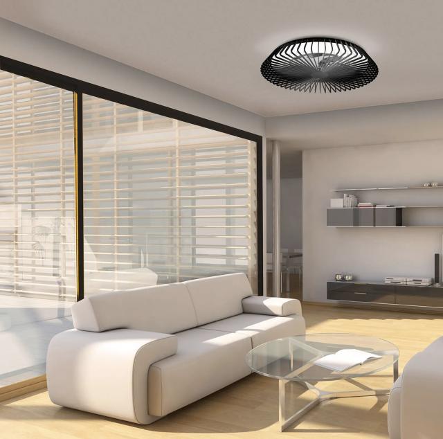 plafond ventilator installeren
