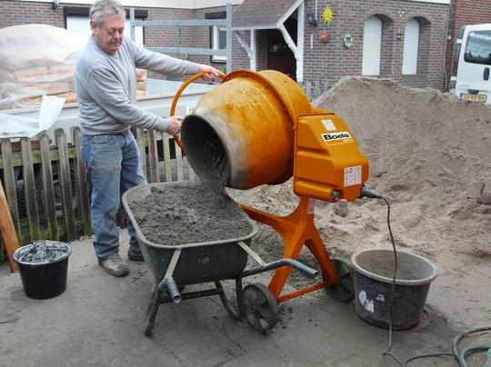 beste betonmixer