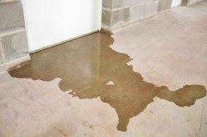 oplossing water in kelder